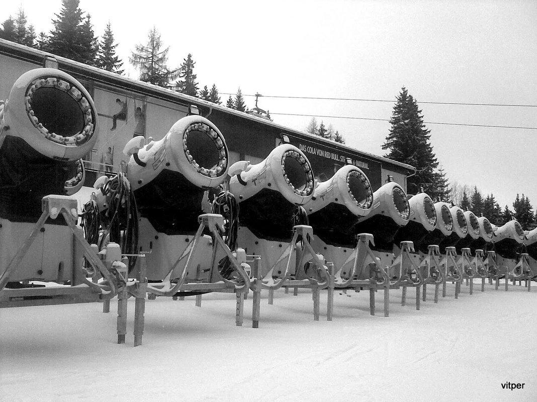Снежная артиллерия - vitper per