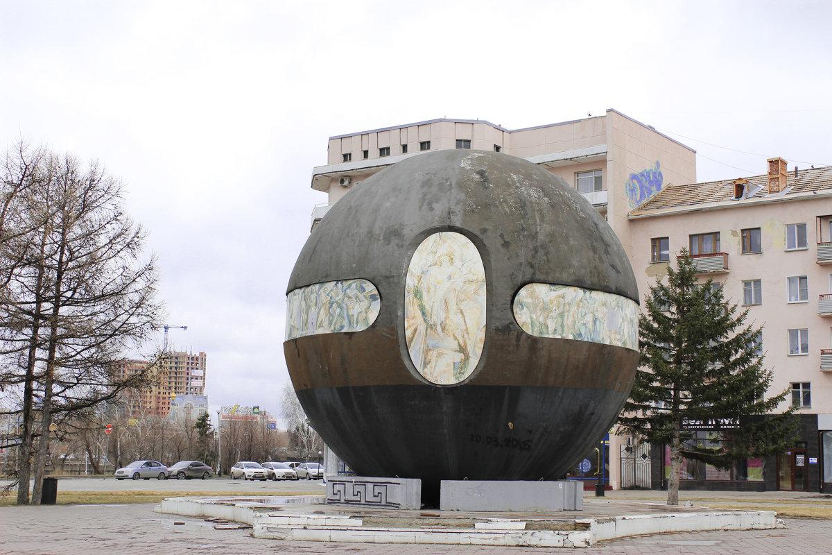 Мой город - раиса Орловская