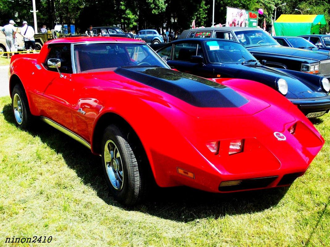 Chevrolet Corvette - Нина Бутко
