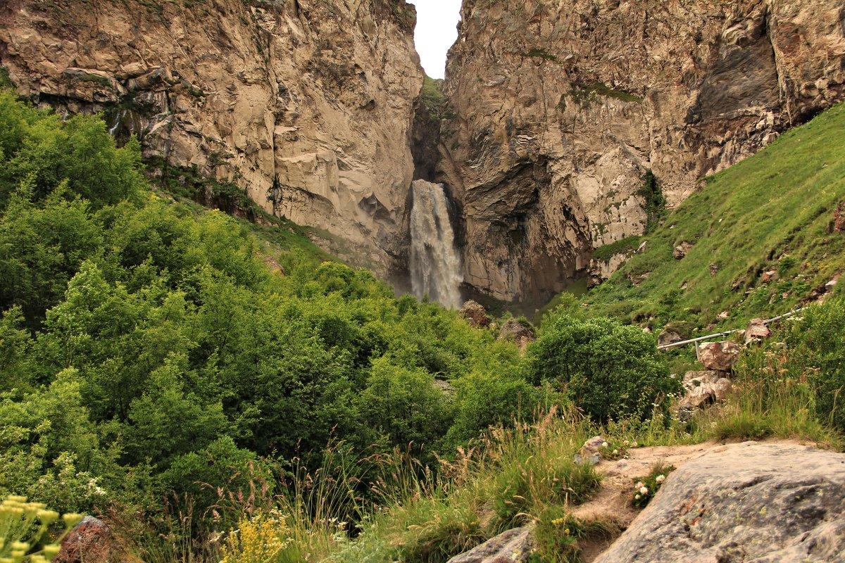 Водопад Султан. Джилы-Су - Фиклеев Александр