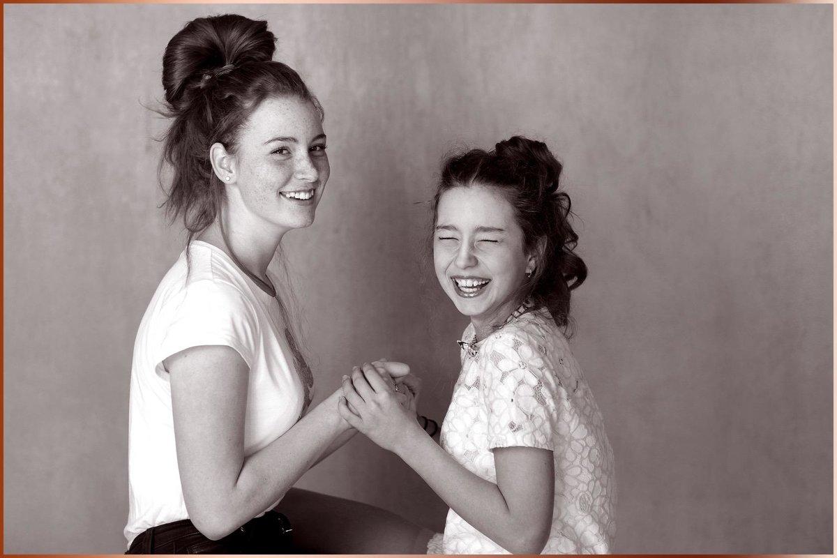 сестренки - Мила Гусева