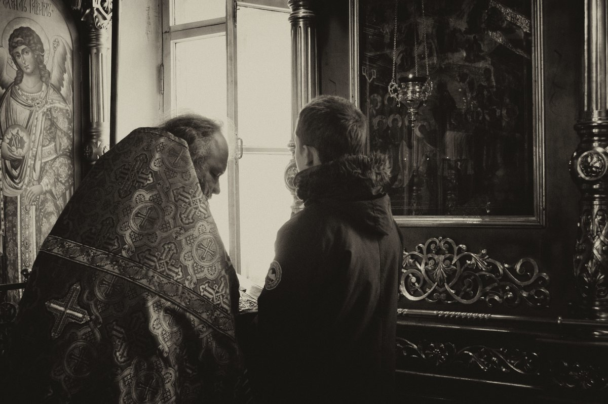 Разговор по душам - Екатерррина Полунина