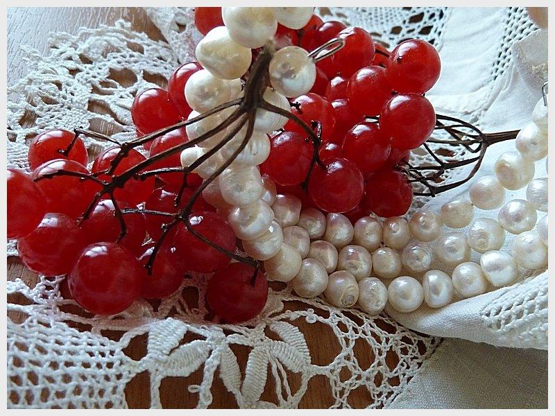 Красное и белое... - Лидия Бараблина