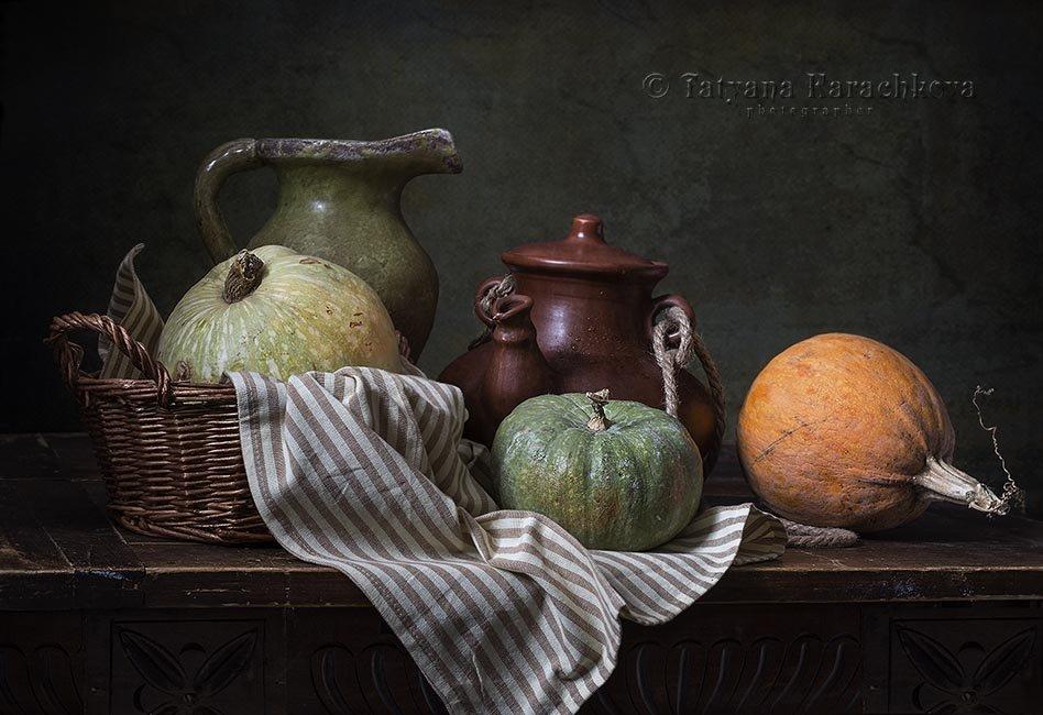 Три тыквы в конце зимы - Татьяна Карачкова