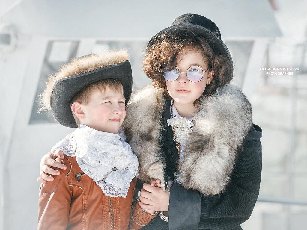 Дети Жюль Верна - Olga Burmistrova
