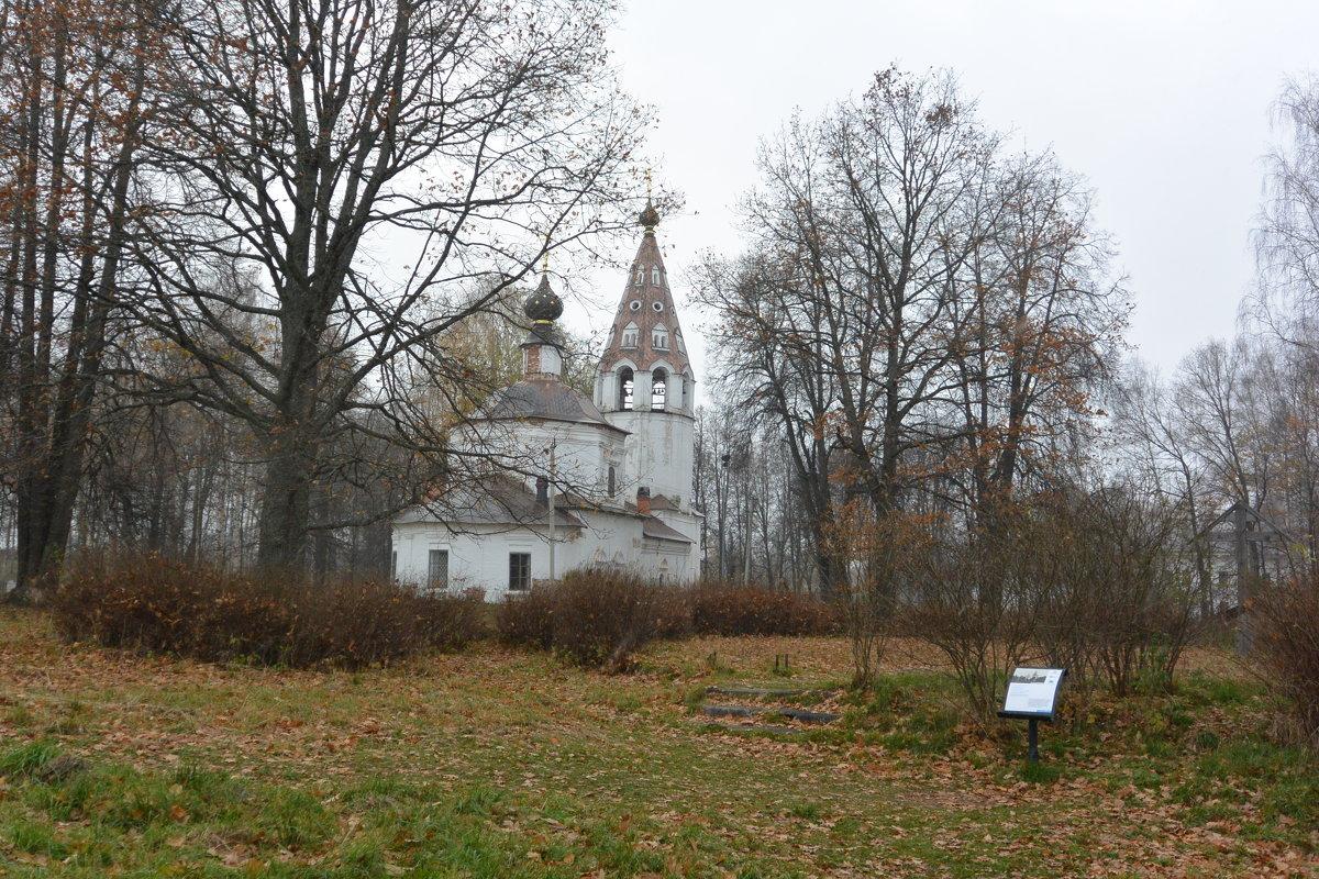 Поздняя осень - Галина Антонова