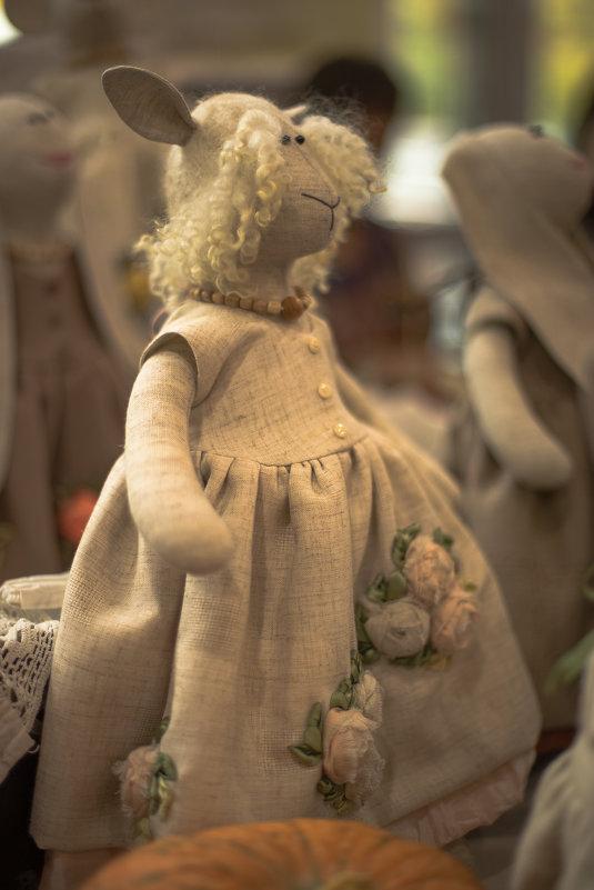 Весеннее платье Баранихи - Александра