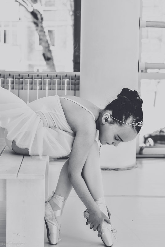 Балерина - Юлия Давыдова
