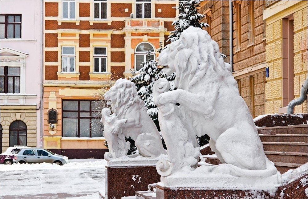 Левам холодно - Степан Карачко