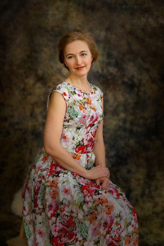 Женский портрет - oksana