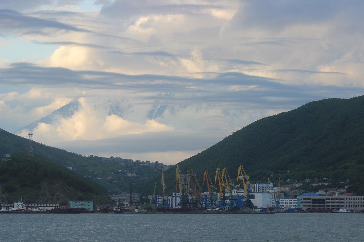 Порт Петропавловска-Камчатского - Дмитрий Солоненко
