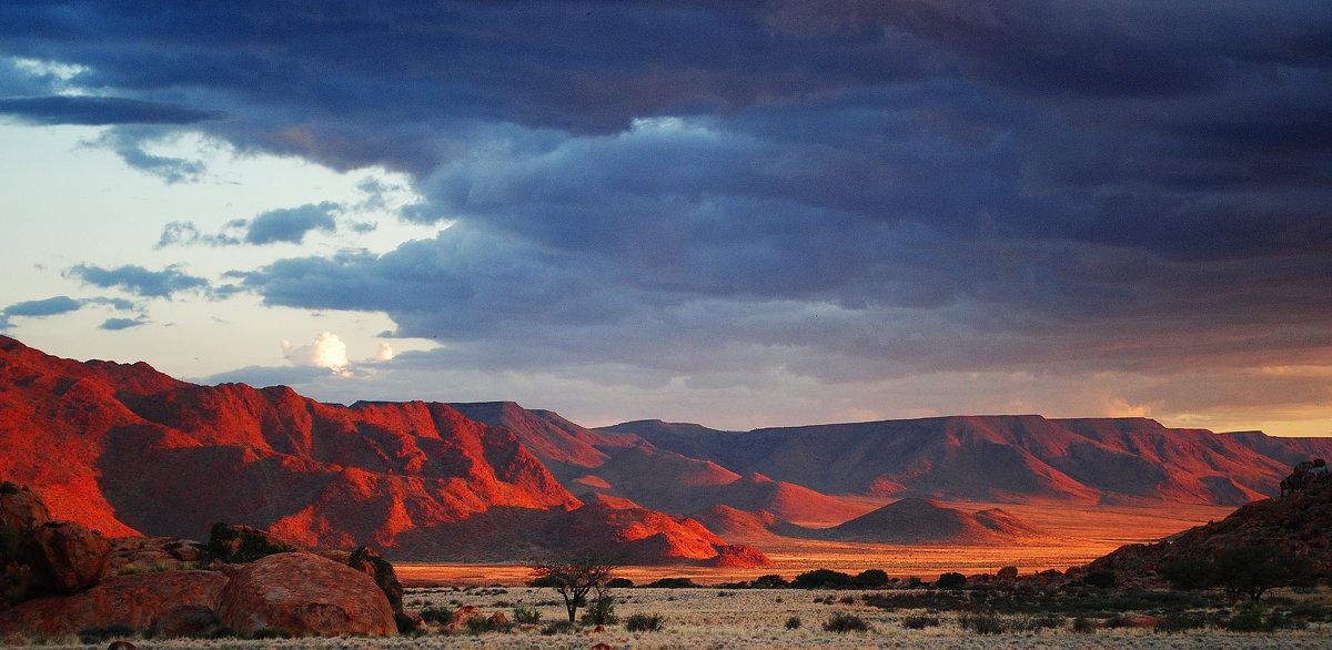 Африка. Намибиа - Jakob Gardok