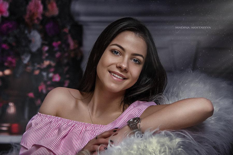 Портрет - Мадина Ахтаева