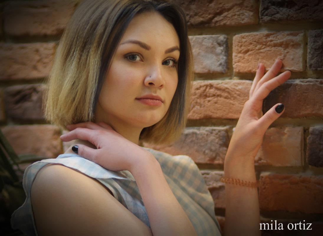 Настя - Мила