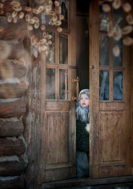 Вербное воскресенье - Юлия
