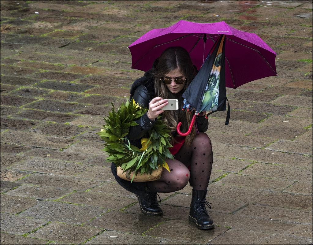 Селфи под дождем... - Виктор Льготин