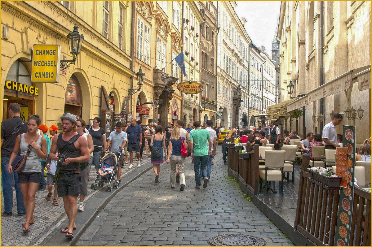 Прага - Александр Яковлев