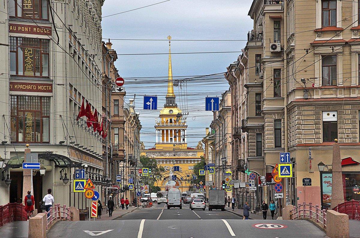 На Красном мосту - Nina Karyuk