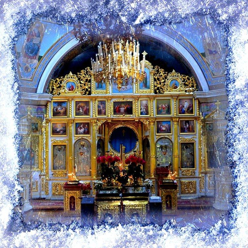 ЦАРСТВО НЕБЕСНОЕ ПОГИБШИМ В ПОЖАРЕ - Анатолий Восточный