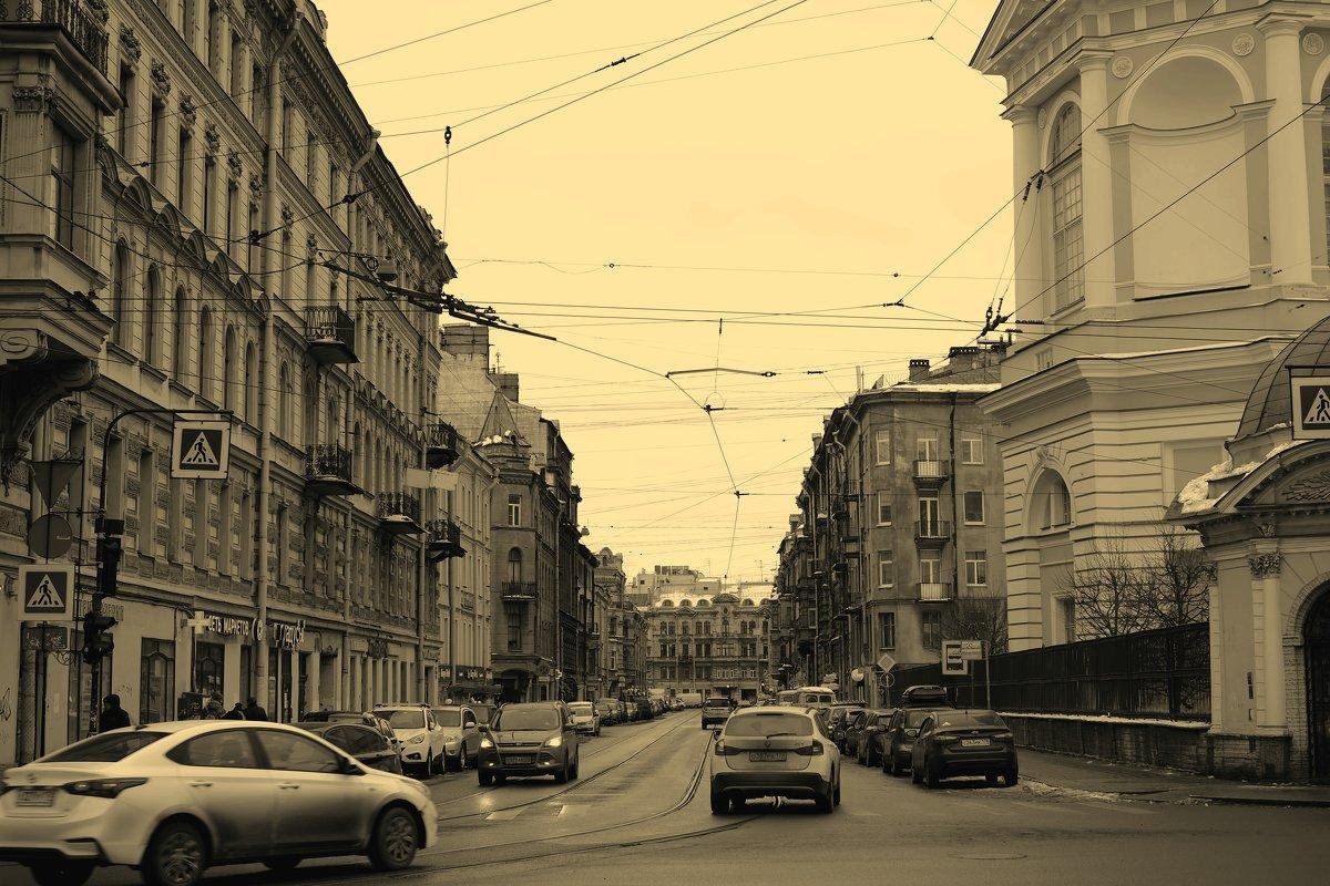 Улицы Питера - Alex Bezvetrenniy