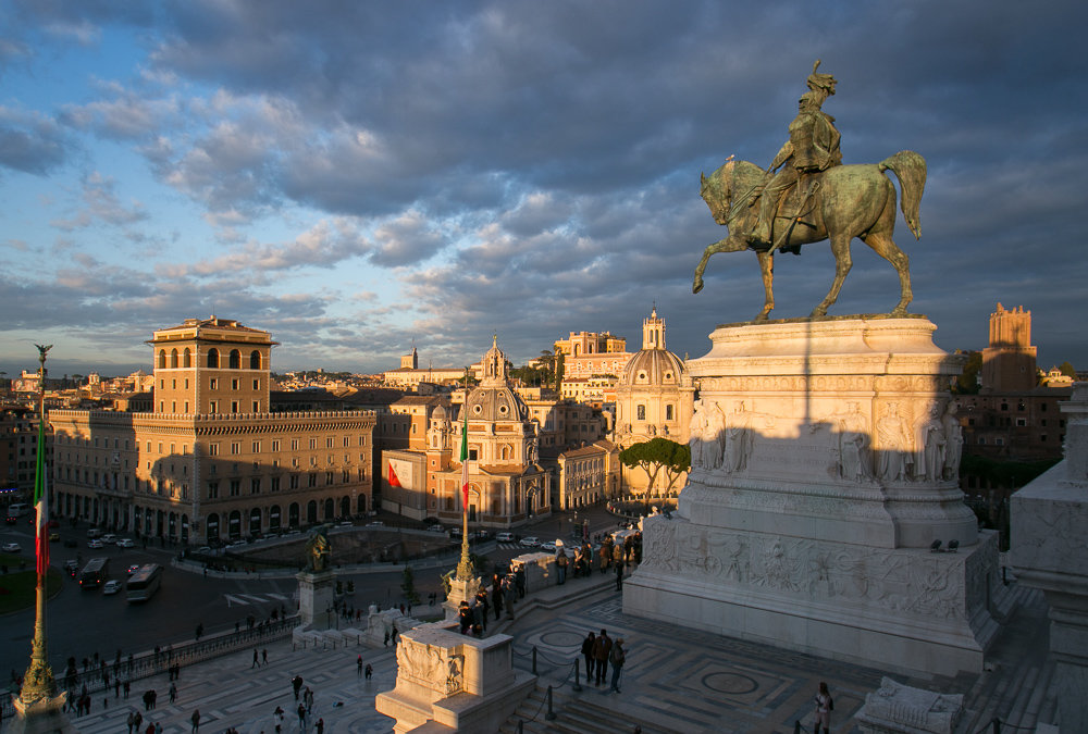 Вечер в Риме - Алекс Римский