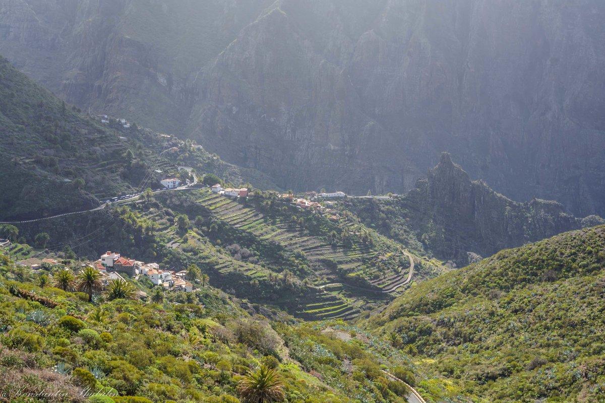 Деревня Masca - Константин Шабалин