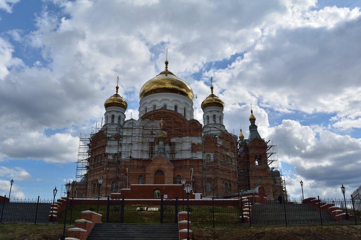 Белогорский Николаевский мужской монастырь. - Александр Янкин