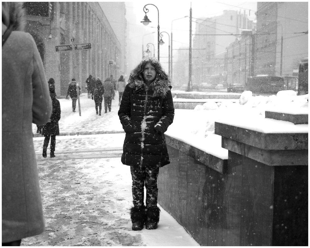 снежная дева - Михаил Зобов