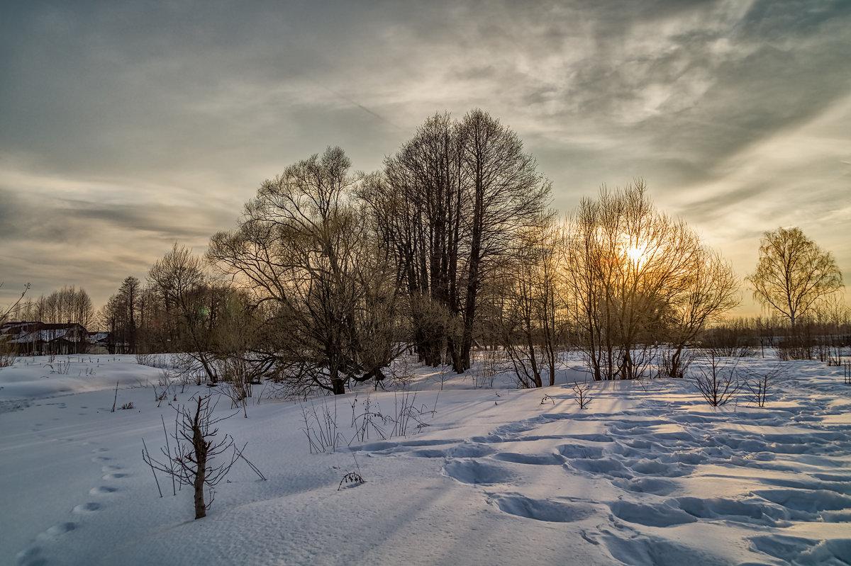 Мартовский вечер 3 - Андрей Дворников