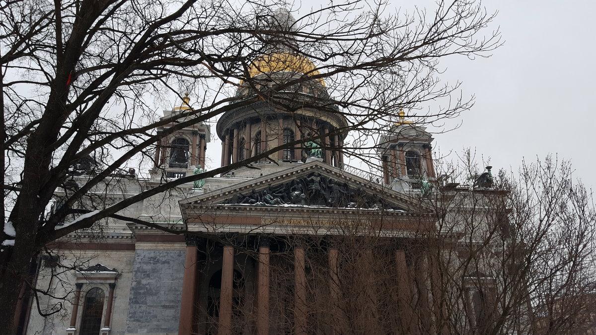 Исаакиевский собор - Olga