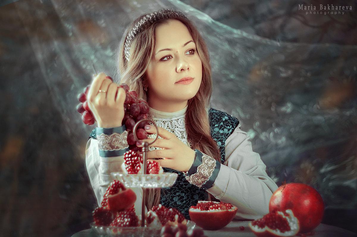 30 - Мария Бахарева