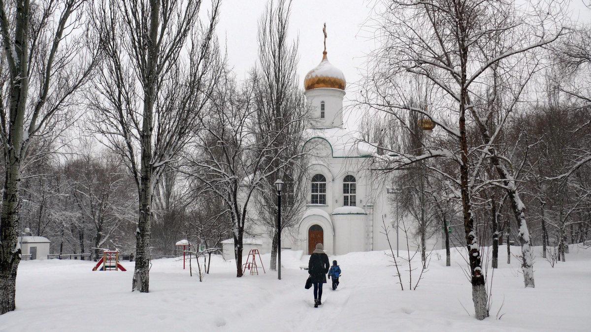 В Самаре снег - Александр Алексеев