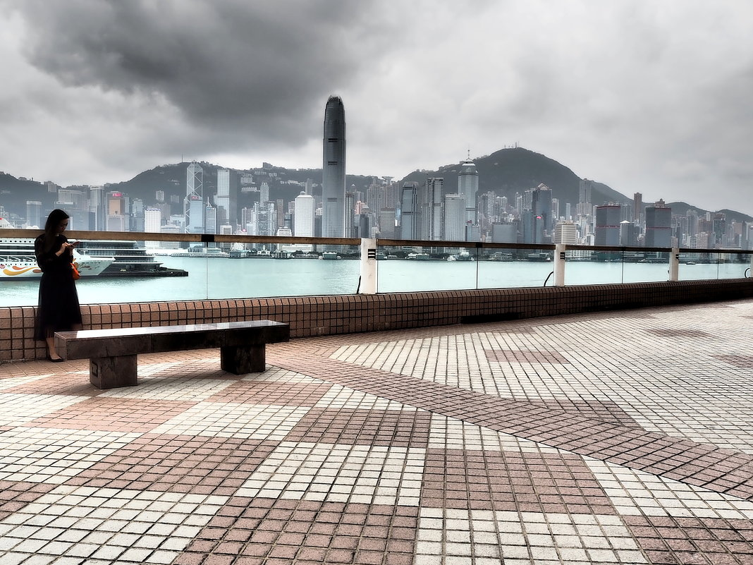 Гонконг Вдали от суеты - Swetlana V
