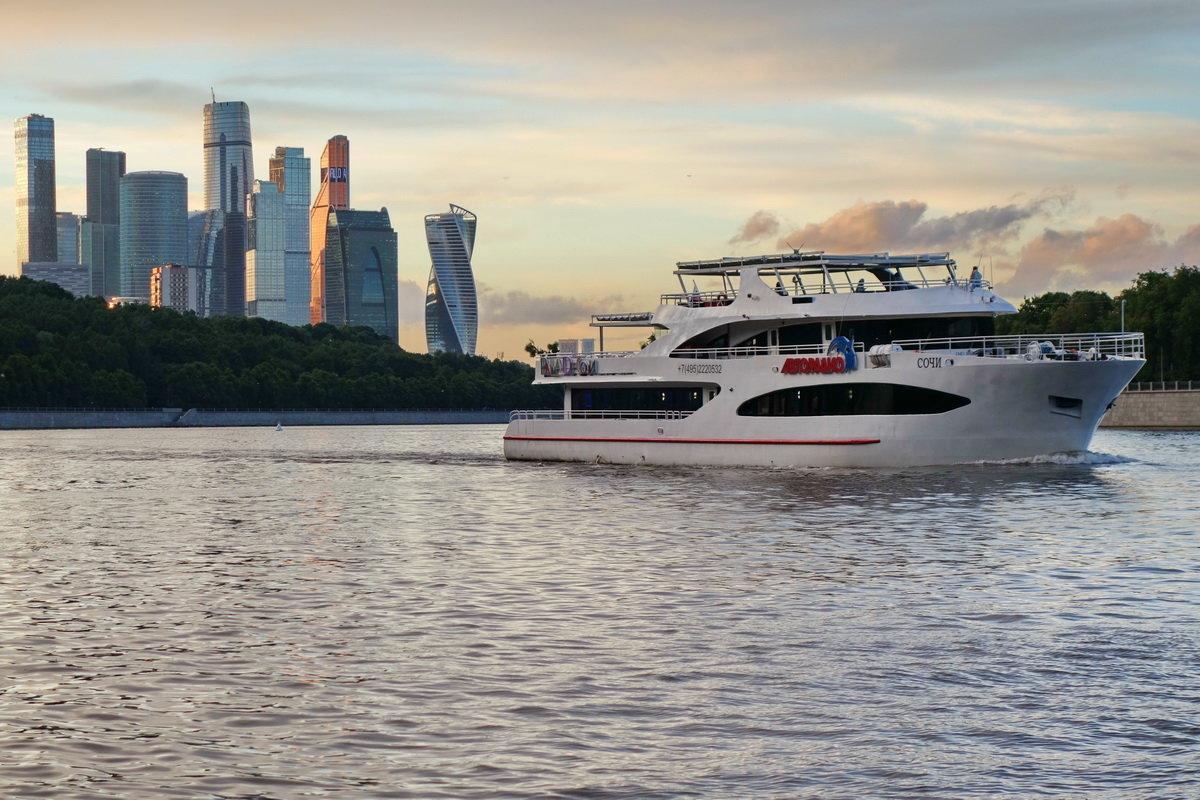 Москва-река - Игорь