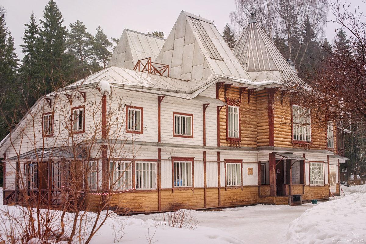 п. Репино, Пенаты, Весна - Юлия Новикова