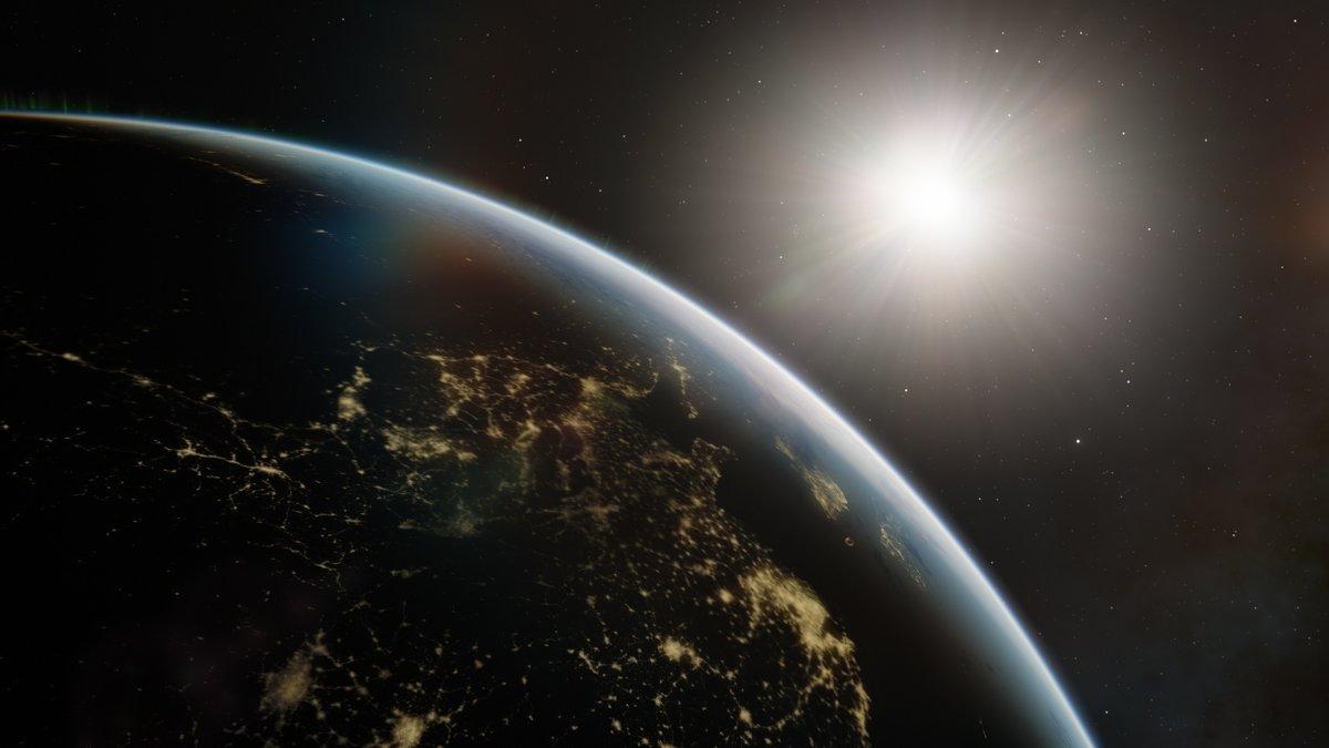 Земля - КОСМИЧЕСКИЙ ФРЕГАТ