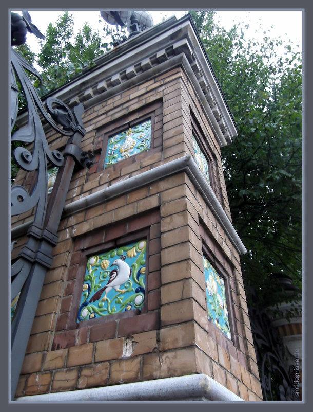 У входа в Михайловский сад - vadim