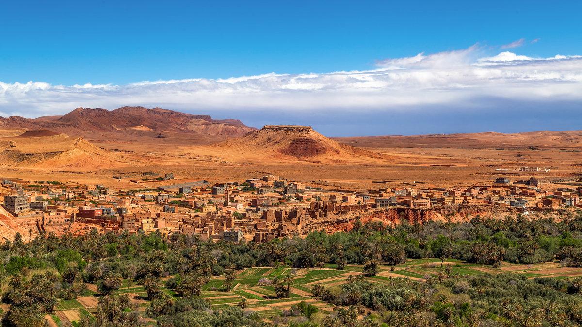 Марокканскими просторами... - Александр Вивчарик
