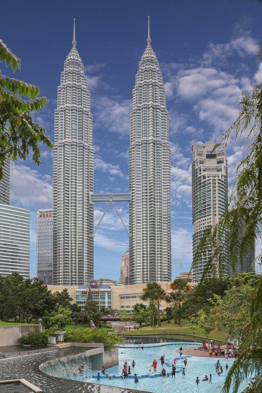 Куала-Лумпур, Малайзия - Владимир Леликов