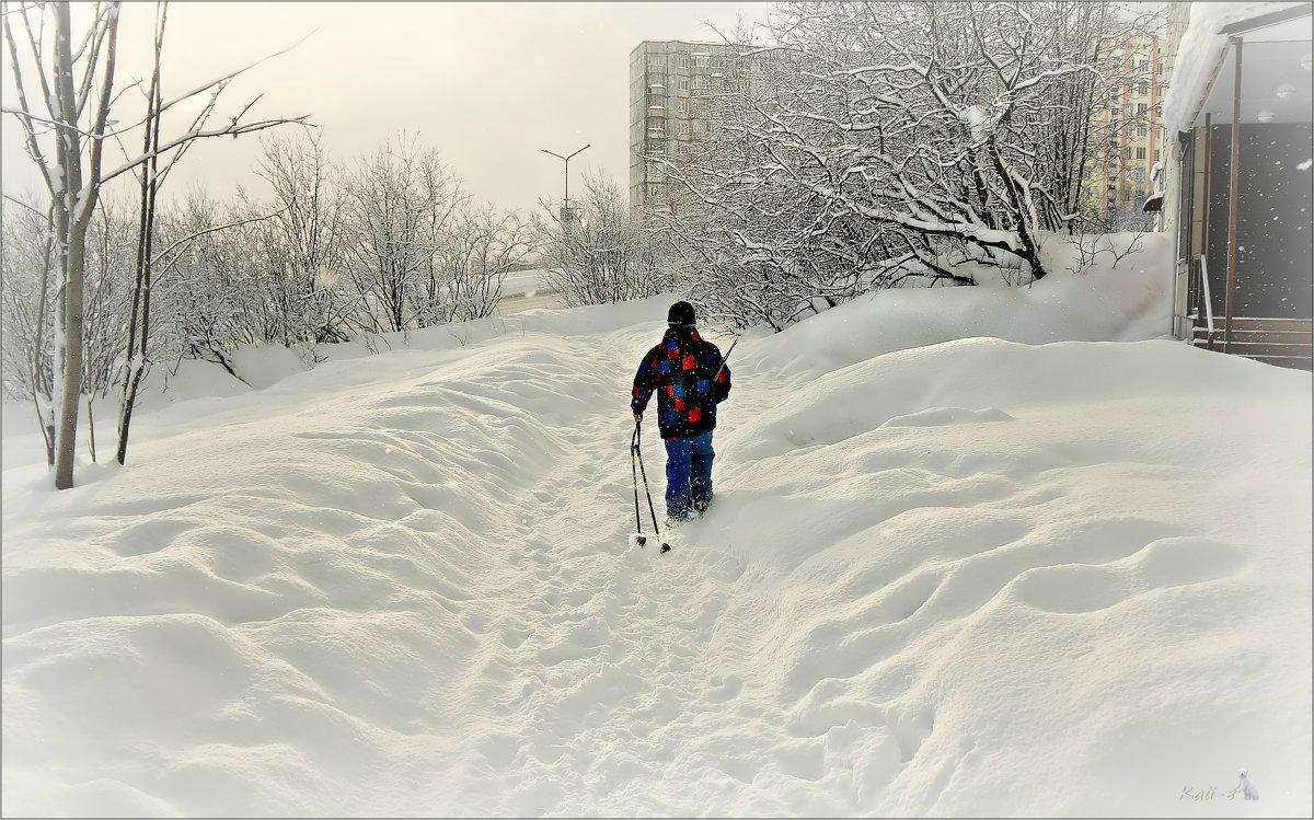 Арктика. Весенние каникулы... - Кай-8 (Ярослав) Забелин