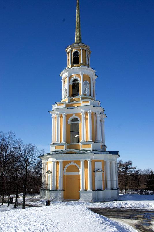 Колокольня Рязанского кремля - Irina Shtukmaster