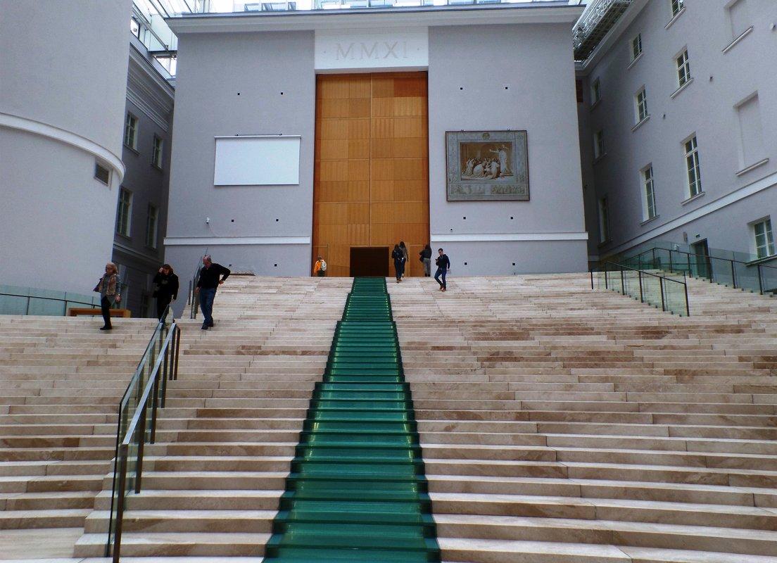Вход в Музейный комплекс. - Марина Харченкова