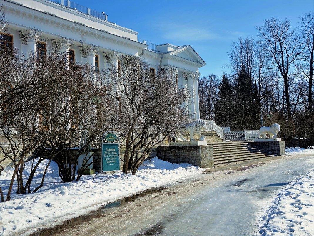 У Главного входа в Елагин Дворец... - Sergey Gordoff