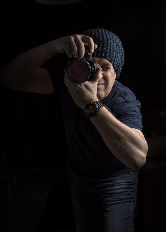 автопортрет - Игорь Козырин