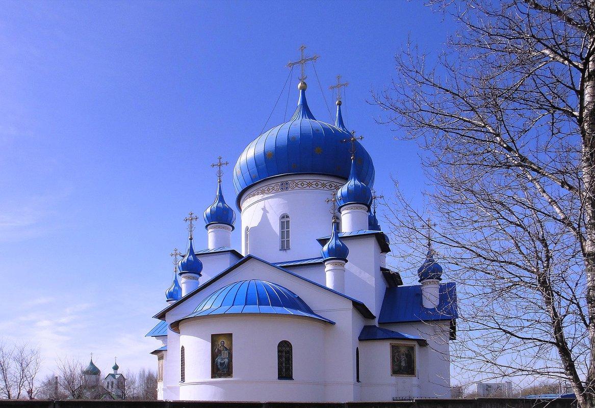 Храм Рождества Христова - Елена Павлова (Смолова)