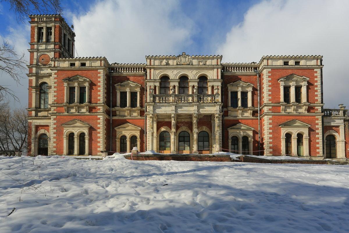 Усадебный комплекс Быково,арх.Боженов - ninell nikitina
