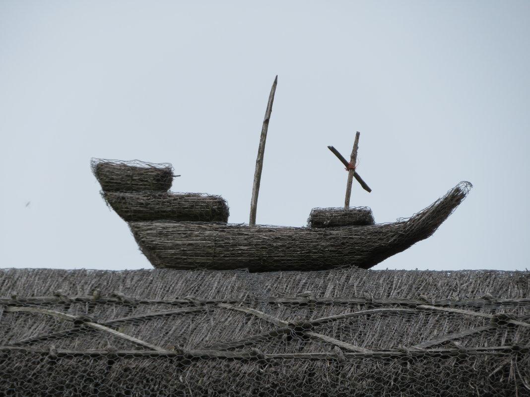 Кораблик на крыше - Natalia Harries