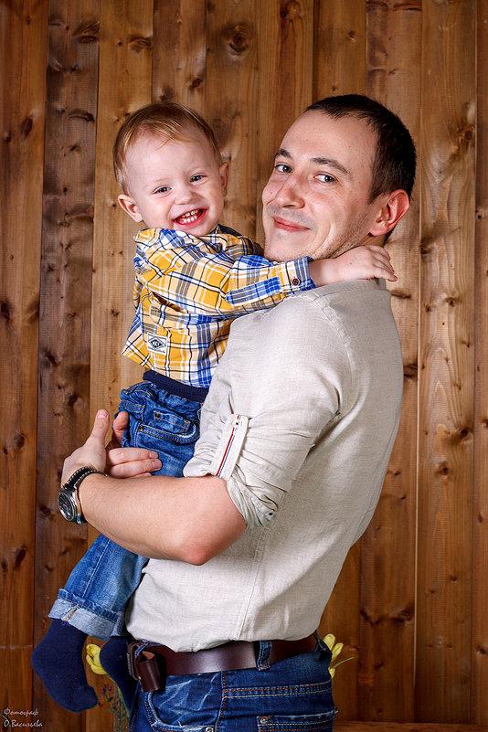 Счастливый ребёнок - Ольга Васильева