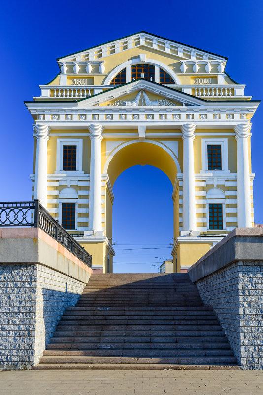 Московские ворота - Nikolay Svetin