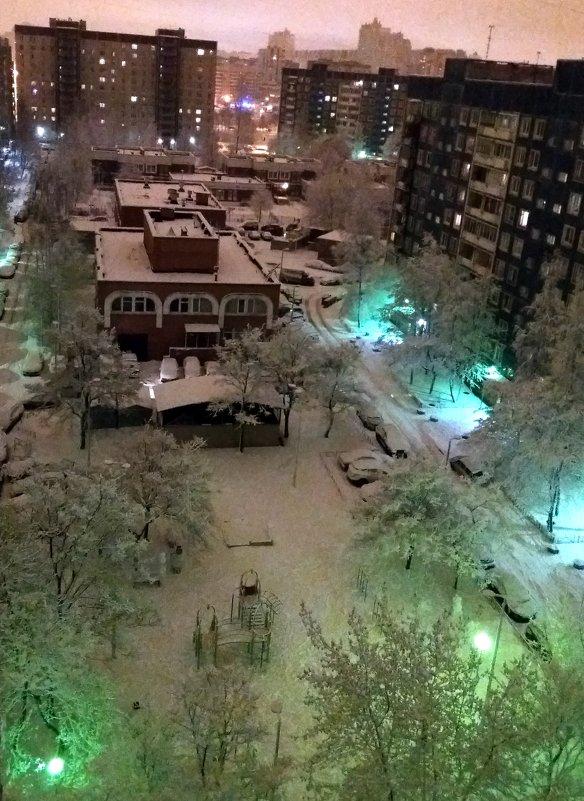 Ночной город - Агриппина